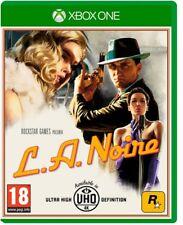 L.A. NOIRE XBOX ONE VIDEOGIOCO EU ITALIANO GIOCO ROCKSTAR GTA 4K EDITION XONE
