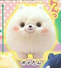 Pometan 14''White Pomeranian Dog Amuse Prize Plush Anime Manga NEW