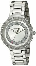 Juicy Couture 1901399 Women's Catalina' Quartz Stainless Steel Casual Watch $225