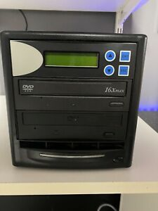 1 to 1 DVD CD Copy Recorder Duplicator with16x Writer Burner Drive