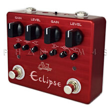 Suhr Eclipse Dual Channel Overdrive/Distortion Guitar Effects Pedal
