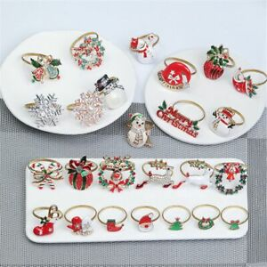 Elk Wedding Supplies Napkin Ring Table Decoration Mouth Ring Christmas Supplies