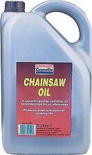 Chainsaw Oil 5 Litre Granville 0429B