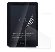 2pcs Clear LCD PET Shield Film Screen Protector Cover for Kobo Clara HD