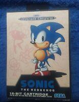 SONIC The Hedgehog - Sega MegaDrive - Massive Sale On Mega Drive Games!