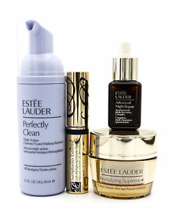 Estee Lauder Limited Edition Get Up and Glow Kit - NEW - Damaged Box