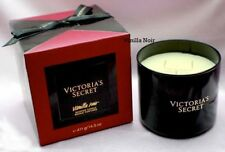 New Victoria's Secret VANILLA NOIR 3-wick Scented Candle 14.5 oz. *Limited Ed.*