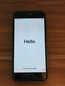 Apple iPhone 7 Jet Black 128gb - Unlocked
