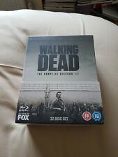 The Walking Dead: The Complete Seasons 1-7 (Box Set) [Blu-ray] New Sealed