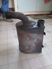 90 Ski Doo Formula MX 470 Snowmobile Exhaust Muffler Can 89 91 Vintage