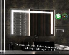 Seled 100*80 cm 264 DEL!!! Froid ledlicht Nouveau DEL Miroir miroir de salle miroir mural
