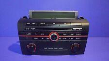 Mazda 3 BK Radio Original 6 Fach CD Wechsler BR2V 66 ARX