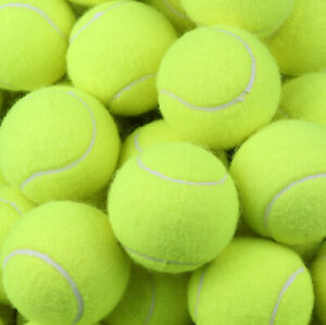16 x New Premium Quality Pressurised Tennis Balls Sports Games Dog Training