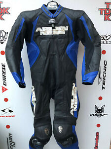 Arlen ness 5908 one piece race suit with hump uk 40 Euro 50 immaculate