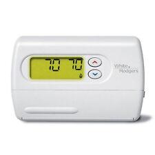 White Rodgers 1F86-344 Classic 80 Series Thermostat, Single Stage, Non-Progra...