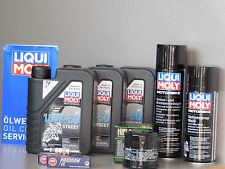 Sistema de mantenimiento CF MOTO 650 NK 650 TK Filtro de aceite bujía Inspección