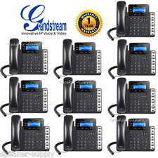 MAKE OFFER Grandstream 10 Pack GXP1628 Gigabit IP Phone 2 Line HD PoE VoIP 2 SIP