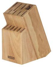 Tescoma Messerblock unbestückt für 13 Messer und Schere/Wetzstahl - ohne Messer