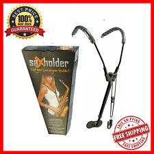 Saxholder Alto Tenor Saxophone Neck Shoulder Belt Strap Musical Part Accessories