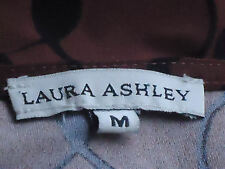 LAURA ASHLEY BrownPocketedStretchJerseyShort SzM as NEW