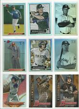 2017 BOWMAN CHROME INSERTS ( RC's, PROSPECTS, STARS ) ALL LISTED - U PICK!!