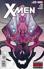X-Men Comic 33 Cover A Jorge Molina 2012 First Print Brian Wood David Lopez