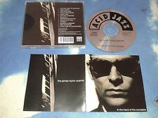 The James Taylor Quartet - In the Hand of the Inevitable CD (2003)rare ACID JAZZ