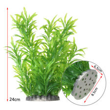 Artificial Fish Tank Plants Aquarium Aquatic Decoration Ornament Grass Plant