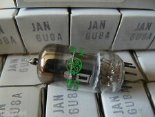 6U8A GE ECF82    NEW OLD STOCK VALVE TUBE  100 PIECES   S15