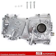"FITS 1993-01 NISSAN ALTIMA 2.4L DOHC ENGINE TIMING COVER OIL PUMP ""KA24DE"" NEW"
