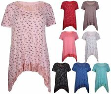 Lace Short Sleeve Tops & Blouses for Women
