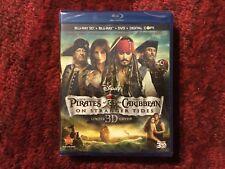 Pirates of the Caribbean : On Stranger Tides : 5 - Disc Blu-ray + 3D + DvD Set