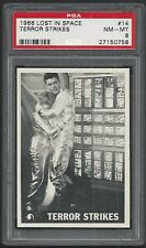 1966 Topps Lost In Space #14 PSA 8 NM/MINT