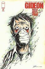 GIDEON FALLS #27 CVR B - LEMIRE - IMAGE COMICS DECEMBER 2020