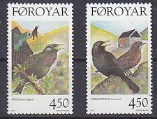 Faroe Is. 1998 Birds (3rd Series) Set UM SG336-7 Cat £2.60