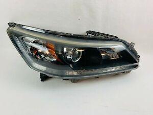 2013 2014 2015 Honda Accord Headlight Right Passenger Side Halogen Lamp