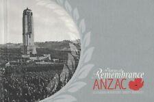 2010 New Zealand Stamps ANZAC SG 3199/04 Prestige Booklet