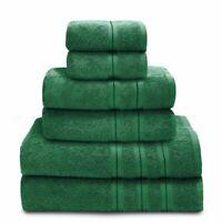 Towel Bale Hand Bath Towel Bath Sheet 100% Cotton 450 gsm 8 Colours