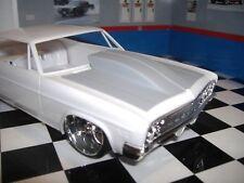 LEX'S SCALE MODELING Resin Outlaw Hood for Revell '66 Impala & '65* Impala