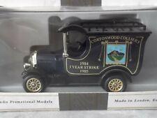 Lledo PV50, Bull Nose Morris Van, Cortonwood Colliery, 1 Year Strike - c.143/250