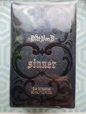 KVD Vegan Beauty Sinner Eau de Parfum 30 ml NEW