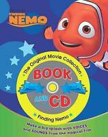 Disney Book and CD: Finding Nemo (Pixar) (Disney Book & CD), Disney, Very Good B