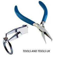 High Quality Prong Closing Pliers Jewellery Stone & Gem Setting Beads Wire Craft