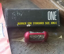 Vintage NOS RB75 JON-E Replacement Burner for Standard Hand Pocket Body Warmer