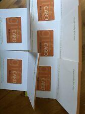 Nutrisystem $500 Gift Card No Expiration