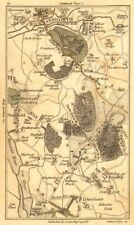 RUISLIP. Rickmansworth,Harefield,Ickenham,Northwood,Denham,Northolt 1786 map