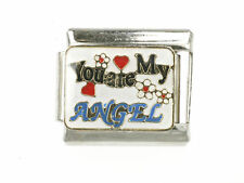 """ You Are My Angel ""  Italian Charms Modul Passend für Nomination NEU"