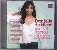 Danielle de NIESE: HANDEL ARIAS William CHRISTIE CD Giulio Cesare Alcina Rinaldo