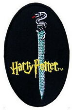 Harry Potter Hp Swords Costume Embroidered Iron Patches