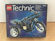 NEW Lego Technic Motorbike 8417 - Rare Set